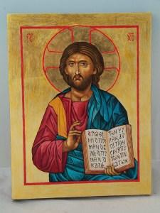 Ikona Jezusa Chrystusa Pantokratora