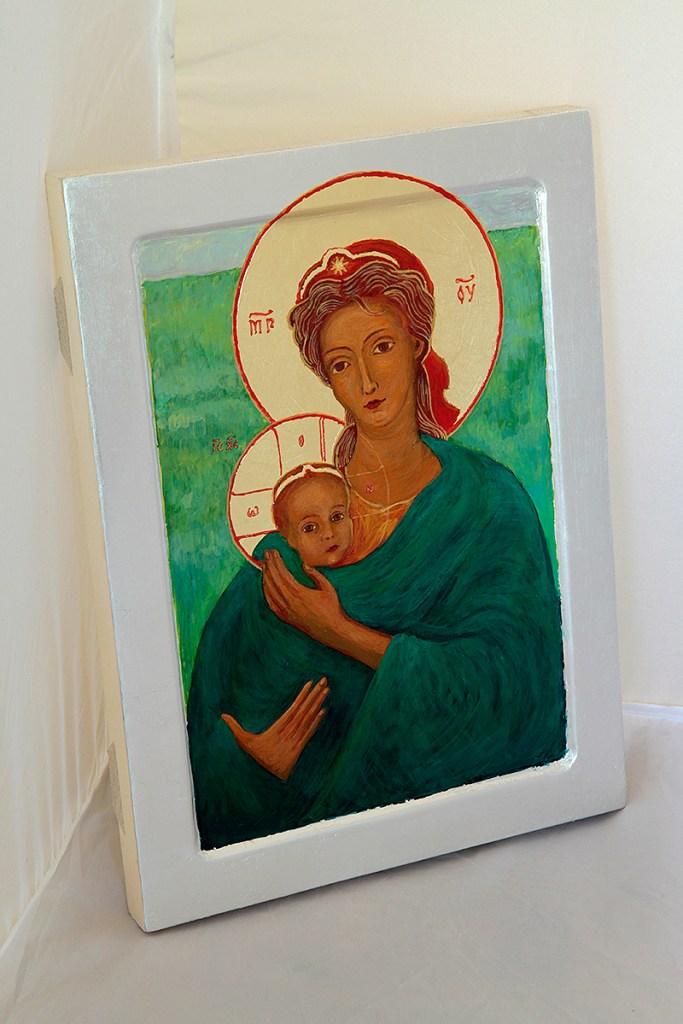 Ikona NMP z Jamnej Zwana także Ikoną Matki Bożej Niezawodnej Rady
