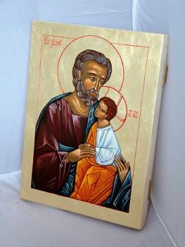 Ikona Świętego Józefa