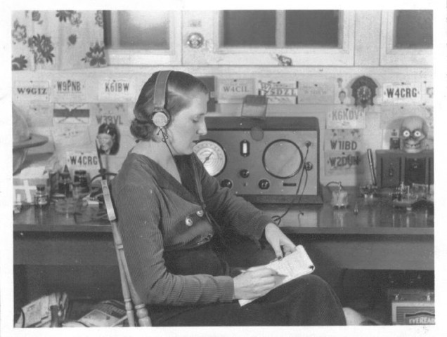YL 33 The First Female Ham Radio Operators And Their