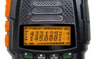 Anytone TERMN-8R Dual Band (VHF/UHF) Analog Portable Two-Way Radio