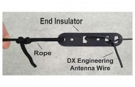 How Strong are the DX Engineering End Insulators?