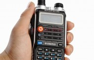 Baofeng BF-UVB2 Plus VHF UHF Dual Band Two Way Radio Walkie Talkie