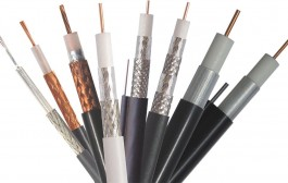 50 Ohm PROFESSIONAL COAXIAL CABLES