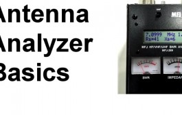 How To Use An Antenna Analyzer – Basics by K7AGE