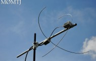 Omni-Directional – Circularly (Mixed) Polarized Antenna for 144 MHz / VHF / 2 Meters.