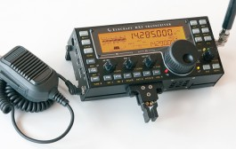 PSK31 With The Elecraft KX3