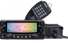 Alinco has just announced a New 144/440MHz Mobile