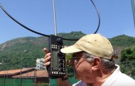Handheld HF System – Elecraft KX3 and a AlexLoop Antenna – Antenna Description