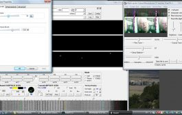 """Video Demonstrates Digital Voice Plus Video """"Teleconferencing"""" Scheme for HF"""