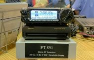 YAESU FT- 891 First Test [ Video ]