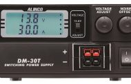 Alinco DM-30 Digital Power Supplies