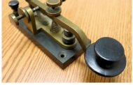 ARRL Receives Byrd Antarctic Expedition Morse Key, Historical Materials