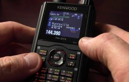 Overview of the Kenwood TH-D74A