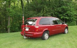 Tarheel Mobile HF Antennas – Model 200A-HP