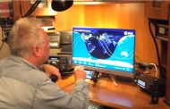 Ham Radio Contact With International Space Station NA1SS