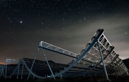 Astronomers detect radio signals from far away galaxy