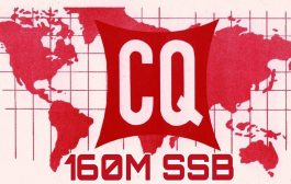 The 2019 CQ World Wide 160-Meter Contest