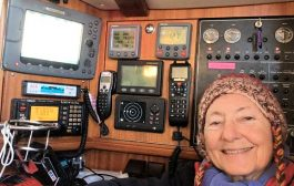 Amateur Radio is Aboard during Attempt to Become Oldest Circumnavigator
