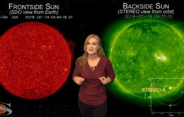 Space Weather News | Orbit Outlook and Meteors 02.21.2019