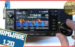New ICOM IC-705 Features! New Firmware!