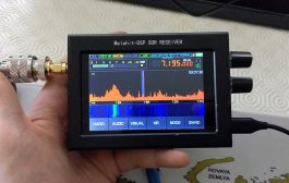 The Malahit DSP portable SDR receive
