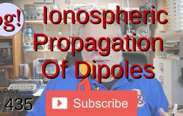 Ionopheric Propagation of Dipoles