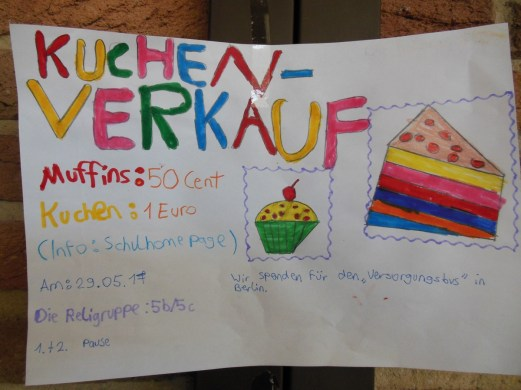 Kuchenverkauf - 4