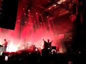 """Kraftklub performt den Song """"Band mit dem K"""""""
