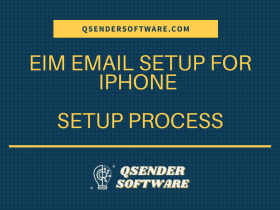 EIM Email Set-up Process