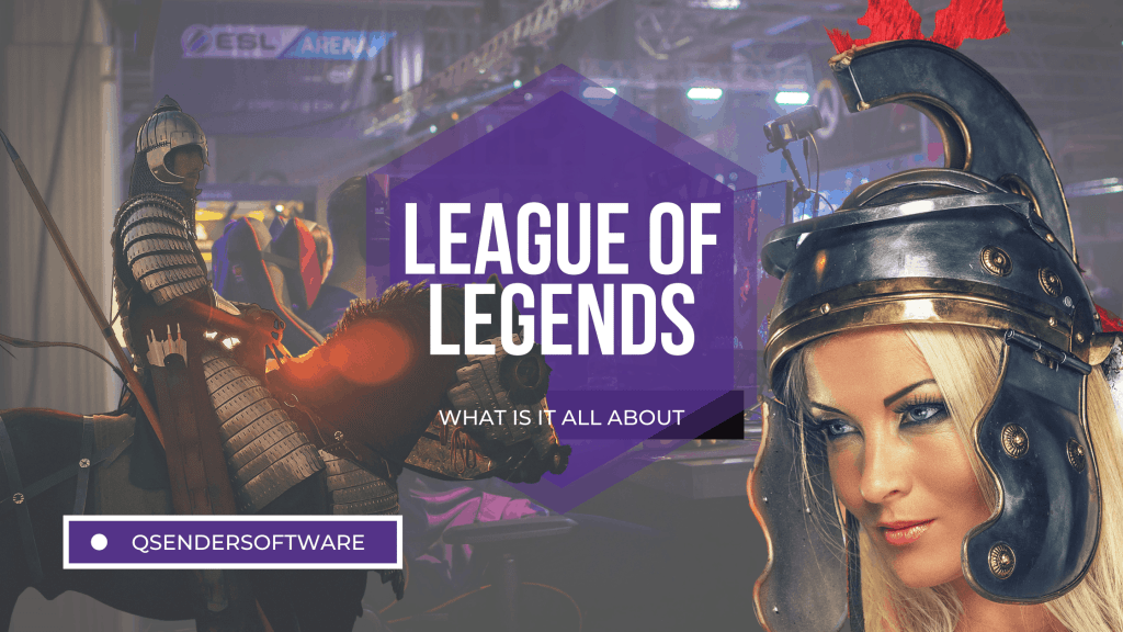 League Of Legends: What Is It All About?