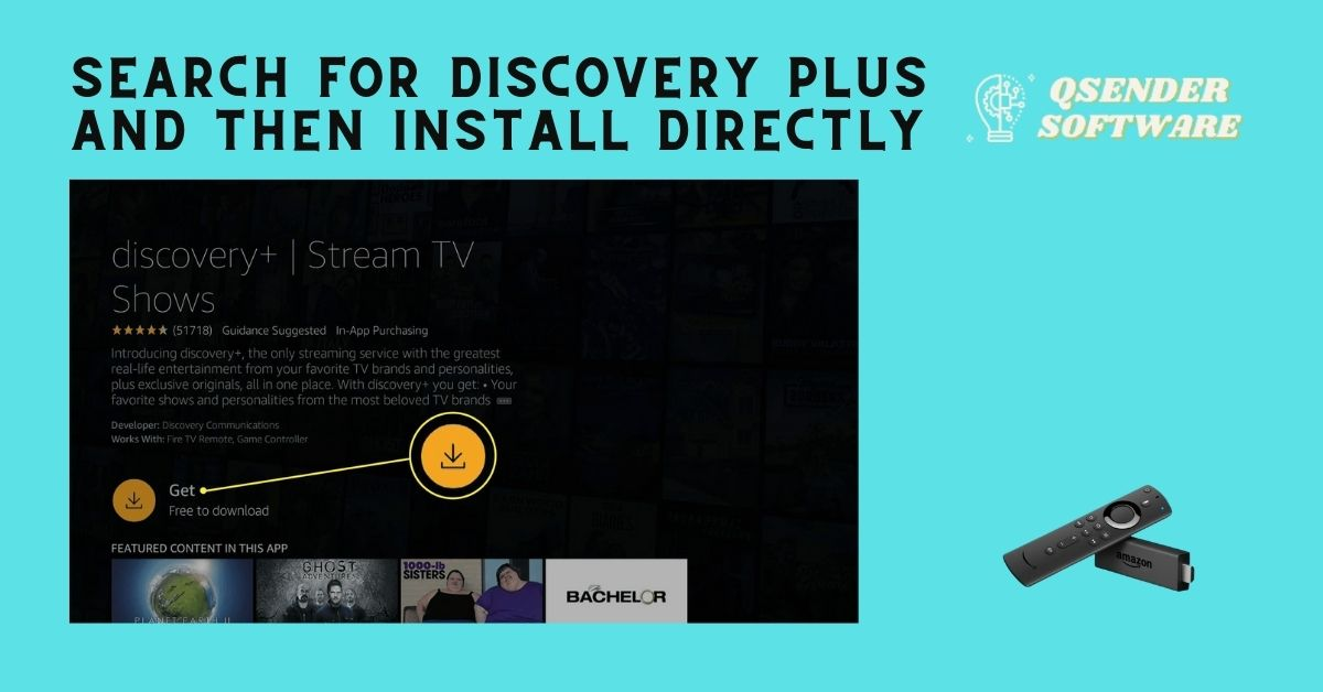 How to Install Discovery+ App Firestick 2021