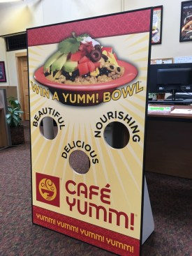 Image - Cafe Yumm! Bean Bag Toss Game