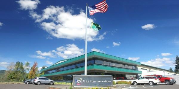Exterior photo of QSL HQ