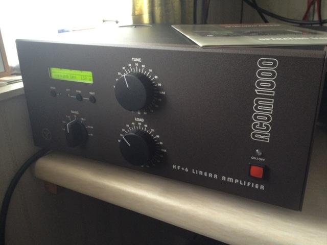 Acom 1000 HF+6m Amplifier
