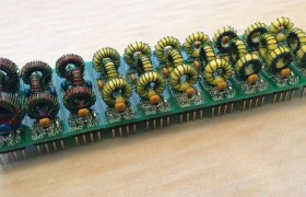 Low pass filters for the Hans Summers Ultimate 2 transmitter