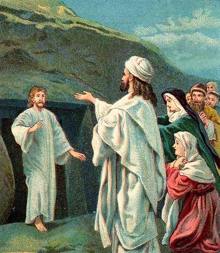 Lazarus: Jesus' beloved disciple?