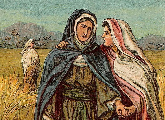 Ruth and Naomi: Biblical women who loved each other