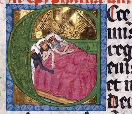 Dream of the Magi, Salzburg Missal,