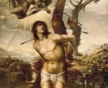 Saint Sebastian: History's first gay icon?