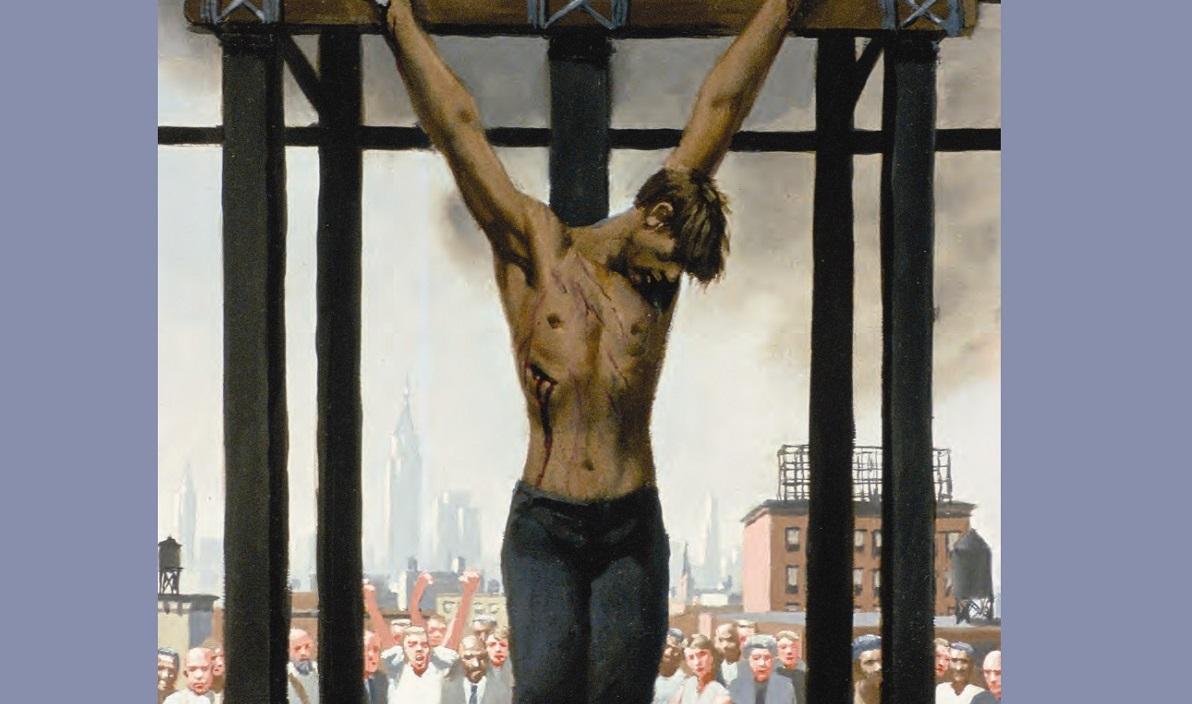 Day 6B: Jesus dies (Gay Passion of Christ series)