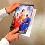 Gay Passion of Christ card