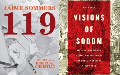 "New in May: LGBTQ Christian books ""Visions of Sodom"" and ""119: My Life as a Bisexual Christian"""