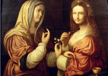 Martha and Mary of Bethany: Sisters or lesbian couple?
