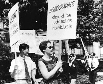 Annual Reminder Barbara Gittings 1966