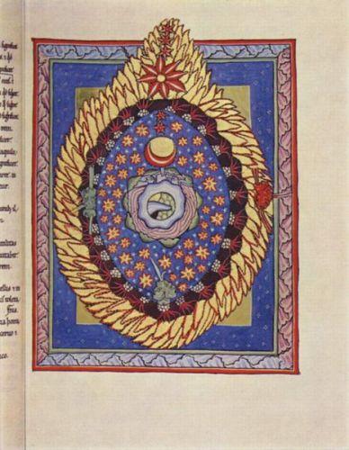 The Universe by Hildegard of Bingen