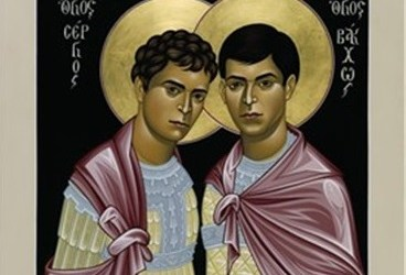 Sergius and Bacchus: Paired male saints loved each other in ancient Roman army