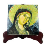 Azulejo de Nuestra Señora de Montevergine de Etsy