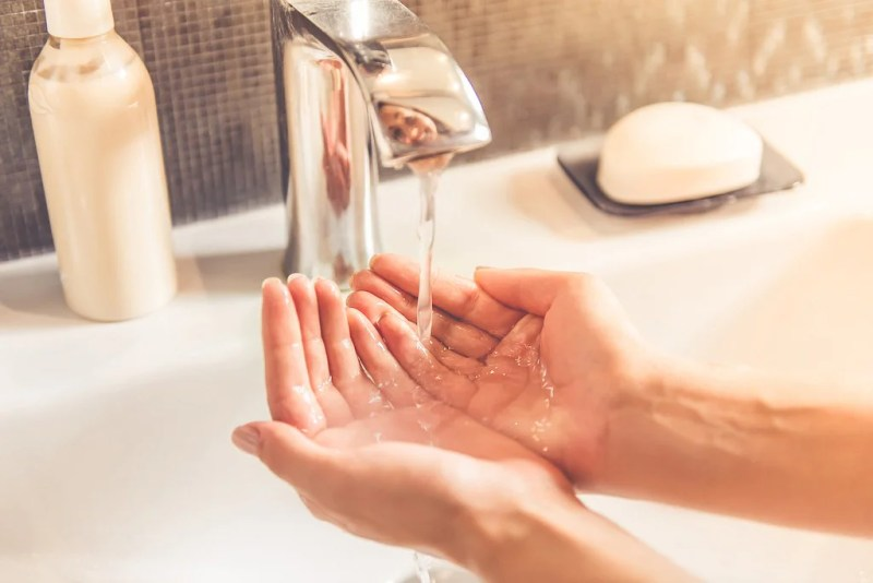 Cleanliness can save you from superbug
