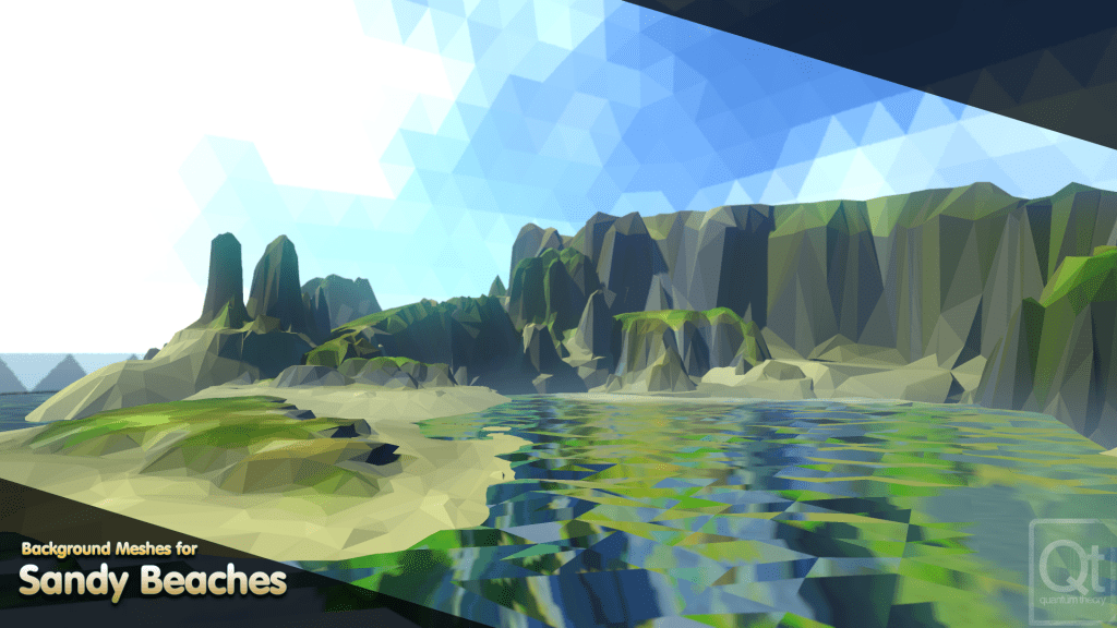 Vistas Polyworld Low Poly Tools And 3d Art For Unity